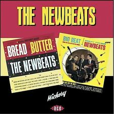 BREAD & BUTTER Big Beat Sounds by THE NEWBEATS (Rare CD Authentic Ace Label)