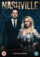 Nashville: The Final Season [DVD] [2018][Region 2]