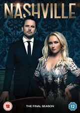 Nashville: The Final Season [DVD] [2018][Region 2]