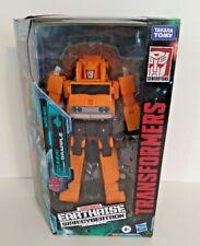 Hasbro Transformers Earthrise War for Cybertron: Autobot Grapple WFC-E10 7in NIB