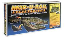 """Woodland Scenics ST4802, HO or N Scale, 36"""" x 36"""" Mod-U-Rail Corner Module Kit"""