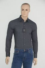 NEU HUGO BOSS TAILORED BUSINESSHEMD Gr. 40, UVP: 229,00 €, Slim Fit,       5023