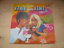 LP: ENID BLYTON - Tina und Tini (1) - finden den geheimnisvollen Schatz - EUROPA