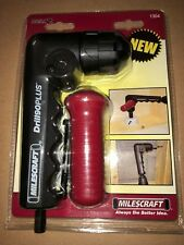 Milescraft Drill 90 Plus Right Angle Drill Attachment Keyless Chuck Tool Wood