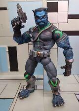 Cat Face Beast Toy Biz Marvel Legends X-Men