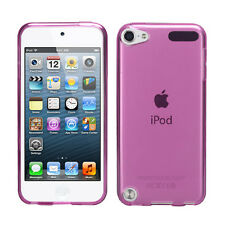 For iPod Touch 5th 6th Gen CANDY Gel Flexi Skin Case Phone Cover Accessory