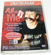 REG REAGAN--All Of Me  ( Dvd)