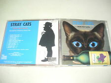 STRAY CATS - DRINK THAT BOTTLE raro CD LIVE MONTREAUX 1981 !! ROCKABILLY