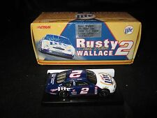 Action #2 Rusty Wallace Miller Lite 1999 Ford Taurus 1/64