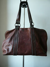 "Super Cool GUIDI 15"" base leather bag Unisex"