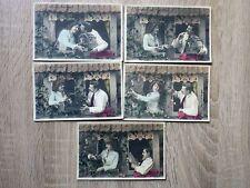 5x CPA CARTES POSTALES POSTCARDS 1904 Voisins & Voisines NEIGHBOURS