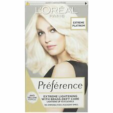 L'Oreal Preference Blondissimes 8L Extreme Platinum