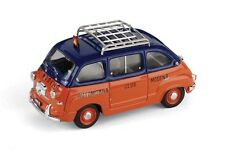 Fiat 600d Multipla Automobile Club Modena 1956 1:43 2002 BRUMM