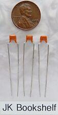 5 Sprague .047uf 50V 1C30 Monolithic Ceramic Capacitors NOS Guitar Single Coil