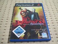 Devil May Cry 3 Special Edition für Playstation 2 PS2 PS 2 *OVP*