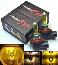 Rally H11 100W 3000K Yellow Two Bulbs Fog Light High Wattage Off Road Upgrade OE