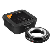 New K&F Concept adapter for Leica M39 mount lens to Nikon Z6 Z7 camera