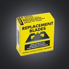 Box Cutter Replacement Blades 2 inch (100 count)