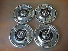 "1965 65 Plymouth Satellite Valiant Hubcap Rim Wheel Cover Hub Cap 14"" OEM 572 4"