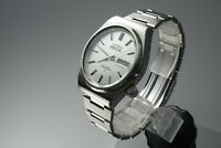 OH, Vintage 1976 JAPAN SEIKO SILVER WAVE 6306-8010 21Jewels Automatic.