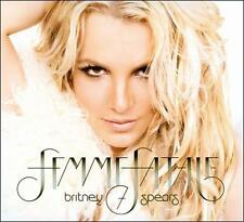 Femme Fatale [Deluxe Edition] [Digipak] by Britney Spears (CD, Mar-2011, Jive...