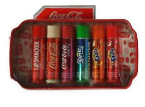 Lip Smacker Coca Cola Tin Box - 6 Pieces