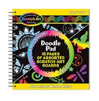 Melissa Doug Scratch Art Doodle Pad - Buy 1, get 1 for 20% off