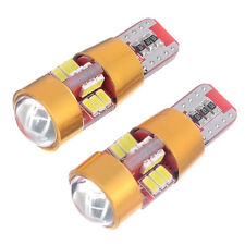 2x Canbus Error Free T10 3014 27SMD W5W LED Light Bulb Lamp Super Bright 6000K