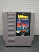 Ultima: Quest of the Avatar (Nintendo Entertainment System, 1990)