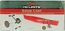 No Limits Kayak Cart Red, Black and Silver Excellent Used Condition