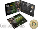 2016 $2 Australian Paralympic Team $2 Olympic Coin In Folder - UNC