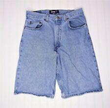 Arizona Jean Co. Denim Jean Shorts Light Wash 5 Pocket Mens Size 32
