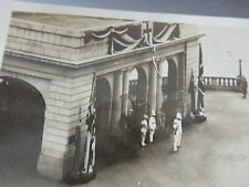 More details for 九龍 香港 hong kong  queens pier  re garter mission to emperor hirohito 1930 postcar