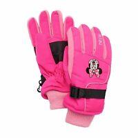 ZeroXposur Junior Girl Adjustable Wrist Simone Ski Gloves