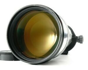 Excellent Canon New FD 400mm f/4.5 Telephoto Lens For Canon FD From JAPAN