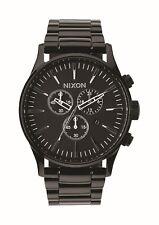 Nixon A386-001 Sentry Chrono reloj