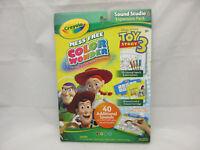 Crayola Color Wonder Mess Free Coloring Kit Toy Story 3 Disney Pixar