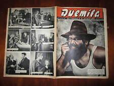 """FOTOROMANZO """"DUEMILA"""" SETTIMANALE DI AVVENTURE NUMERO 34 DEL 26 AGOSTO 1951"""
