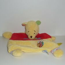 Doudou Ours Disney - Winnie - Pooh -Dessin abeille