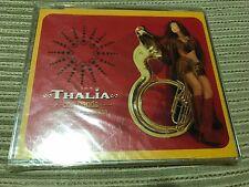 THALIA - AMOR A LA MEXICANA CD SINGLE 1 TRACK PROMO MEXICO SEALED SLIM CASE