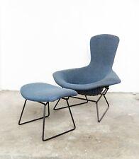 Harry Bertoia Bird Chair & Ottomane for Knoll International