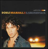 DOYLE BRAMHILL II & SMOKESTACK - WELCOME CD ~ BLUES / JAZZ ROCK GUITAR *NEW*