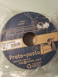 *New* Proto-pasta Magnetic Iron PLA 2.85mm - 500g