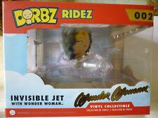 Dorbz Ridez Invisible Jet Wonder Woman Vinyl Collectible