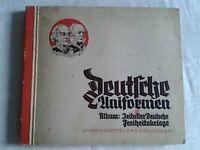 Zigarettenbilderalbum Deutsche Uniformen Zeitalter deutsche Freiheitskriege 1932