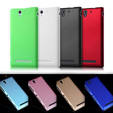 5.5for Sony Xperia C3 Case For Sony Xperia C3 D2533 D2502 S55T Back Cover Case