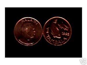 MALAWI 1 TAMBALA KM-24 1995 x 100 Pcs Lot FISH 2 TALAPIA UNC COIN ANIMAL MONEY