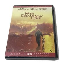 What Dreams May Come Special Edition Dvd New Robin Williams Cuba Gooding Jr