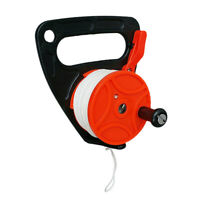 Multi Purpose Dive Reel - Kayak Anchor - Scuba Diving Spool Handle 46m Line