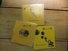 DAN WHITEHOUSE X 3 SIGNED EP's